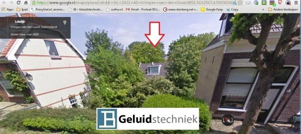 Lekdijk google maps logo